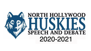 NORTH HOLLYWOOD SPEECH AND DEBATE 2020-2021